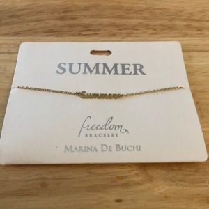Summer Name Bracelet